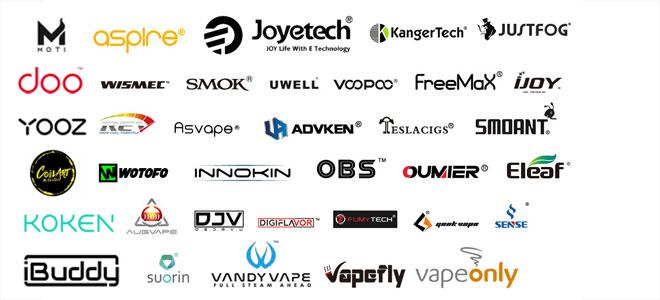电子烟品牌