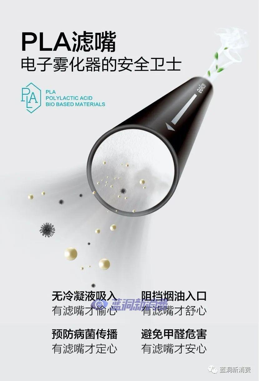 探展soyee小叶:PLA滤嘴解决体验隐患,立足川渝覆盖全国