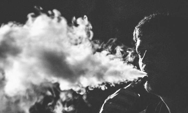 研究表明,抽电子烟使患哮喘的风险增加19%