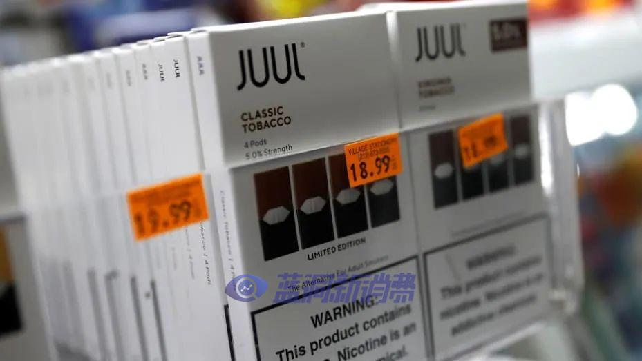 FDA代理局长伍德科克:Juul对制造青少年电子烟大流行负有最大责任