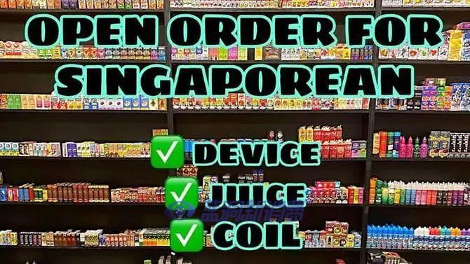 """坐牢都无法阻止的电子烟,禁令的下新加坡陷入了越禁越""""火""""的""""怪圈"""""""