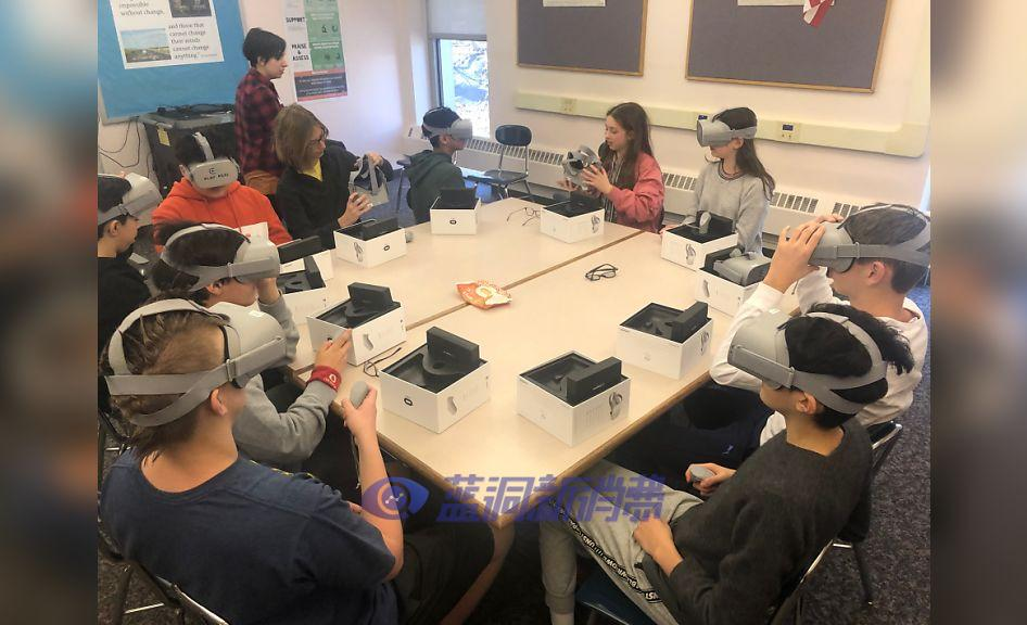 耶鲁大学研发虚拟现实视频游戏帮助青少年拒绝电子烟