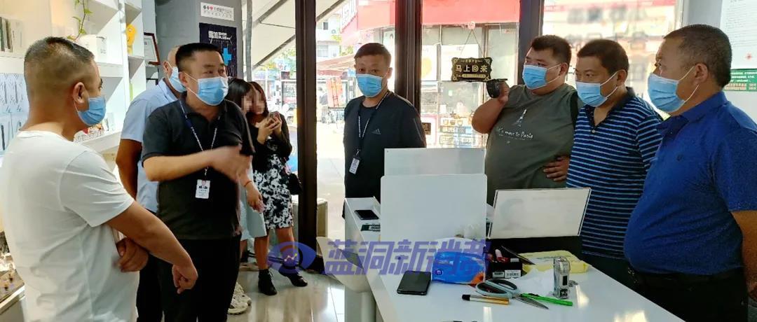 漯河市查处首例向未成年人销售电子烟案件