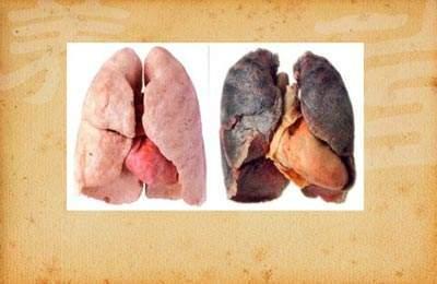 如果时光倒流,我永远不会成为一个吸烟者。