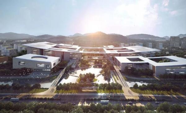 总投资超十亿,珠海Geekvape基克纳智能产业园启航!