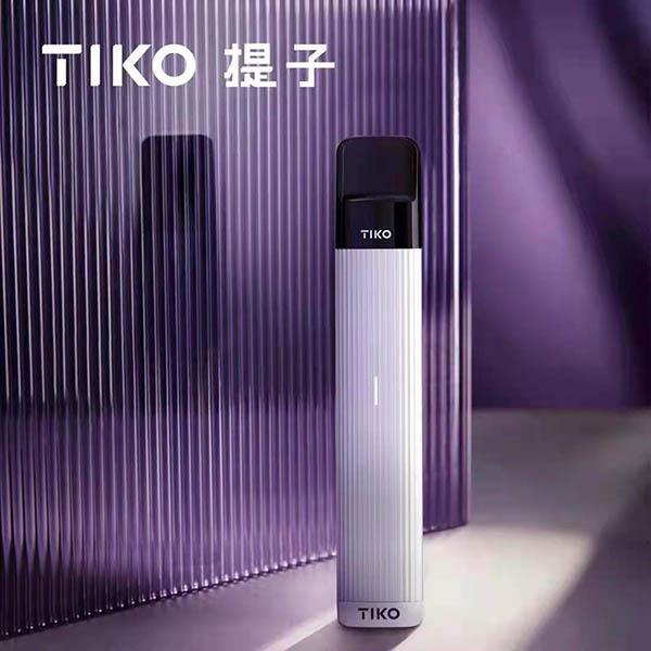TIKO提子电子烟套装评测
