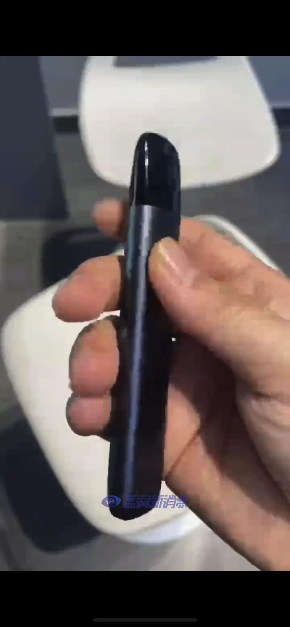 图:疑似YOOZ新品换弹主机YOOZ柚子三代泄露?