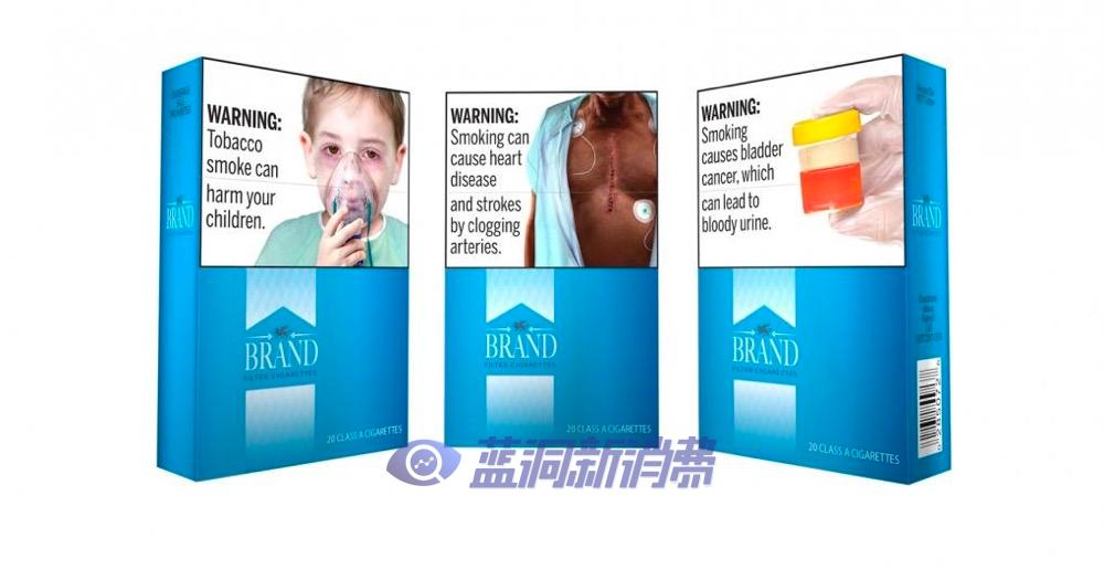 美国研究:烟草包装的警示图文可有效避免与吸烟有关的死亡