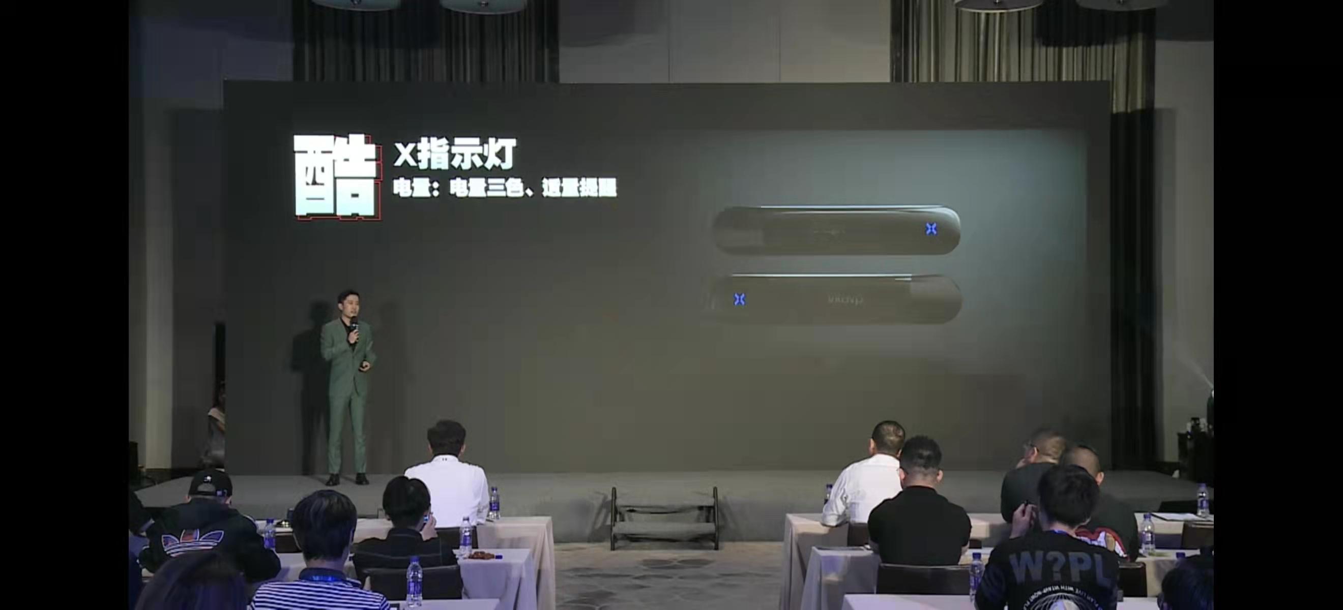 VITAVP唯它布局陶瓷芯产品,发布新品X系列