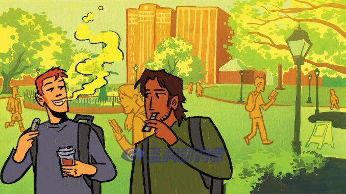 专家激辩澳大利亚新法律是否会促使电子烟用户重新吸烟