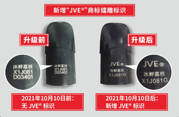JVE非我:打假行动不姑息,雷霆手段再升级